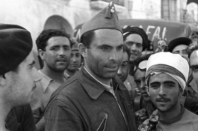 Durruti an der Front