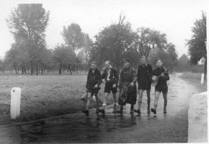 Schwarze Scharen 1939