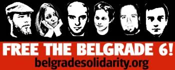 Free the Belgrad6!