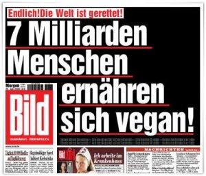 endlich vegan