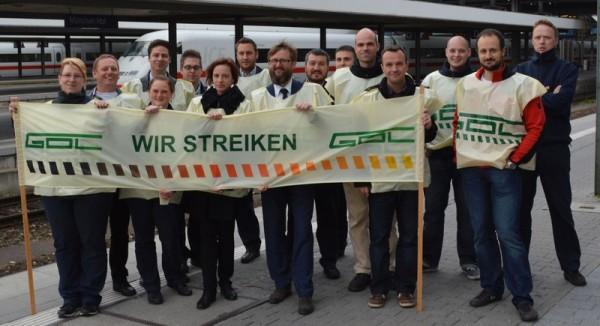 gdl-streik