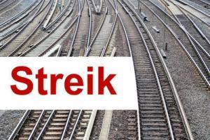 Streik-Bahn