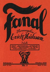 418px-Cover_Fanal_Nr_1_1926_Oktober