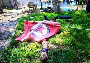 Anschlag Islamisten