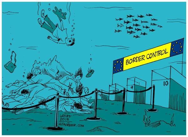 Fluechtlingspolitik der EU