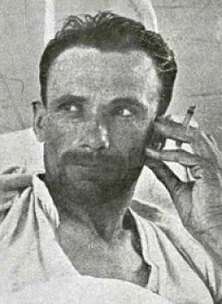 Der anarchistische Genosse Kurt Gustav Wilckens.